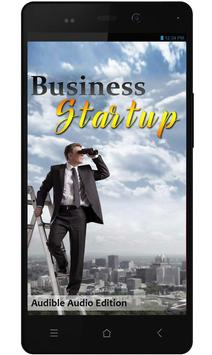 Business Startup poster