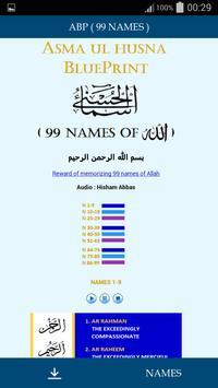 Quran BluePrints apk screenshot