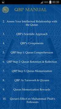 Quran BluePrints Lite apk screenshot