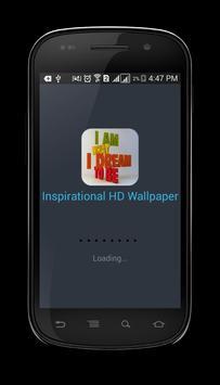 Inspirational wallpaper apk screenshot