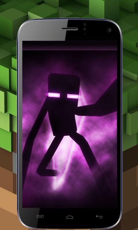 Enderman Minecraft Wallpapers APK Download