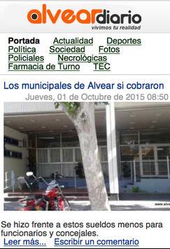 alveardiario.com poster