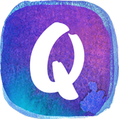 Qwamba. Questions and answers icon