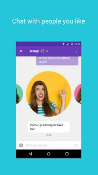 Qwamba. Questions and answers apk screenshot