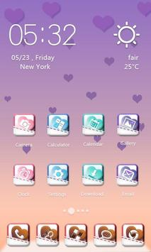 Sweet Trip Icons & Wallpapers apk screenshot