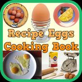 Recipe Eggs Cooking Book icon
