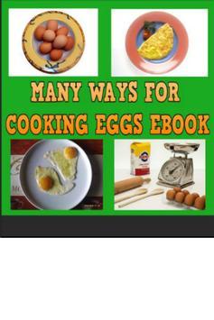 Recipe Eggs Cooking Book apk screenshot