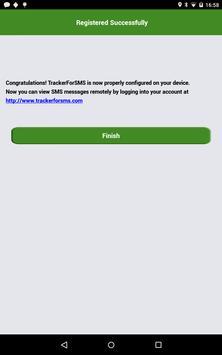 Tracker for SMS messages apk screenshot