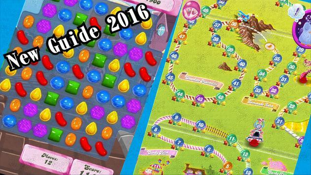 Guide for Candy Crush Saga apk screenshot