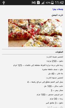 وصفات بيتزا سريعة (بدون نت) poster