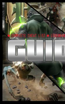 Guide for Marvel Alliance 2 poster