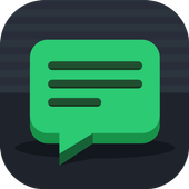 Status for chat icon