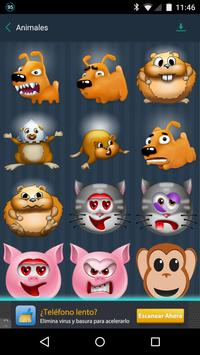 Stickers Smileys for WhatsApp apk screenshot