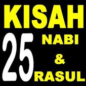 Kisah 25 Nabi & Rosul icon