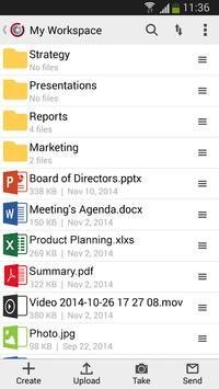 WatchDox for SECTOR apk screenshot