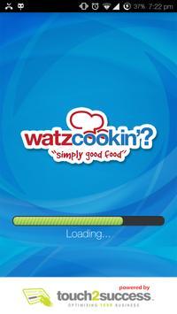 Watz Cookin poster