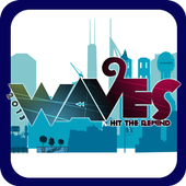 Waves 2013 icon