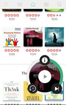 Audio Books by Reado (Beta) apk screenshot