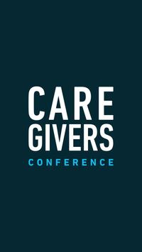 Caregivers Conference poster