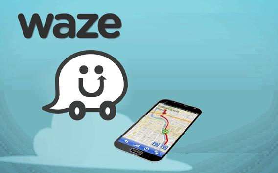 guide for waze poster