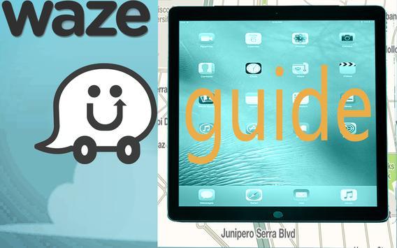 guide for waze apk screenshot