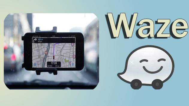pro guide for waze poster