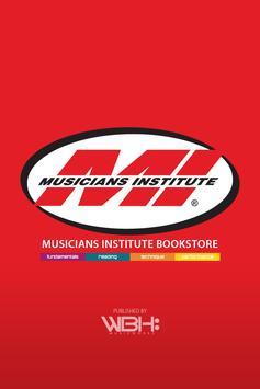 Musicians Institute Bookstore poster