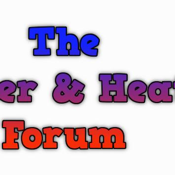 Boiler and Heating forums poster