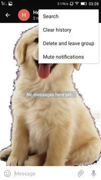 bowvow.xyz - A Loyal Messenger apk screenshot