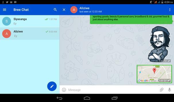 Bree Chat apk screenshot