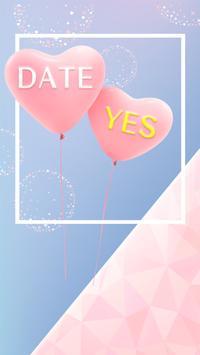 데이트예스(조건,만남,랜덤,채팅 어플) poster