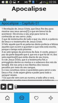 Profecias do Apocalipse Bíblia apk screenshot