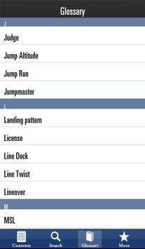Skydiver's Information Manual apk screenshot