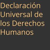 DUDH Derechos Humanos icon