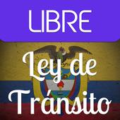 Ley de Tránsito de Colombia icon