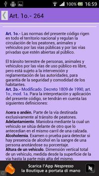 Ley de Tránsito de Colombia apk screenshot