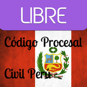 Código Procesal Civil Perú icon