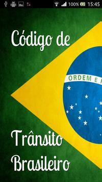 Código de Trânsito Brasileiro poster