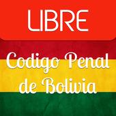 Código Penal Bolivia icon