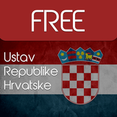 Ustav Republike Hrvatske icon