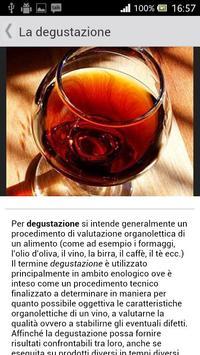Guida alla Degustazione apk screenshot