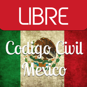 CÓDIGO CIVIL FEDERAL México icon