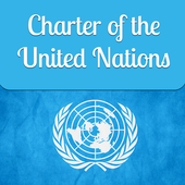 United Nations Charter icon
