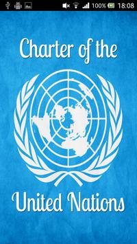 United Nations Charter poster