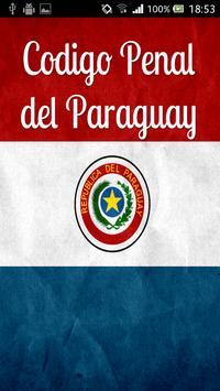 Código Penal de Paraguay poster