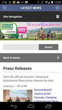 NCC Events apk screenshot