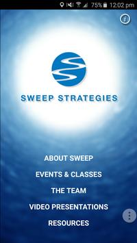 Sweep Strategies poster