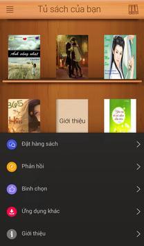wDOC - Ngôn Tình, Kiếm Hiệp apk screenshot
