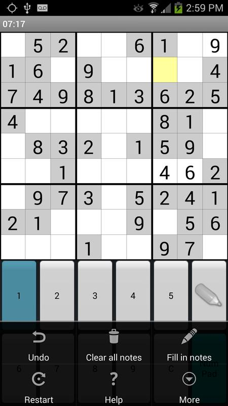 sudoku apk download   free puzzle game for android