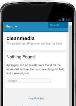 #Clean_Media apk screenshot